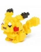 Jeu de construction composé de mini briques Légo venu du Japon