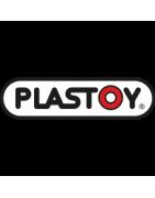 Plastoy figurines ou tirelires en PVC ou résine sous licence